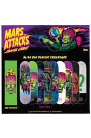 Plateau de skateboard Santa cruz-Mars Attacks 8.25 X 31.8-2018