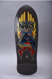 Plateau de skateboard Santa cruz-Natas Panther Metallic 10.53 X 30.14 Reissue-2018