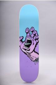 Plateau de skateboard Santa cruz-Pastel Screaming Hand 8.125 X 31.7-2018