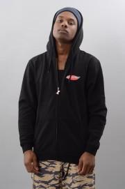 Sweat-shirt zip capuche homme Santa cruz-Phillips Hand-FW17/18