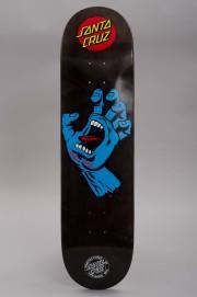 Plateau de skateboard Santa cruz-Screaming Hand Blue 31.7 X 8.125-2018
