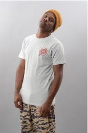 Tee-shirt manches courtes homme Santa cruz-Stabbed-FW17/18