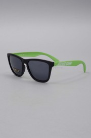 Santa cruz-Sunglasses Volley Black/lime-SPRING17