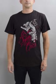 Tee-shirt manches courtes homme Santa cruz-Tattooing Hand-FW16/17