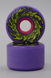 Santa cruz-Wheels Slimeball Og Purple 78a-2017