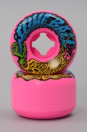 Santa cruz-Wheels Slimeball  Vomit Pink 97a-2017
