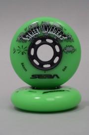 Seba-Street Invader Green 84mm-84a Vendu A La Piece-INTP