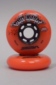 Seba-Street Invader Orange 84mm-84a-INTP
