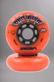 Seba-Street Invader Orange Vendu A La Piece-INTP