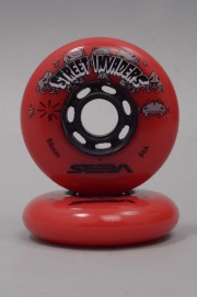 Seba-Street Invader Red 84mm-84a-INTP