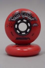 Seba-Street Invader Red 84mm-84a Vendu A La Piece-INTP