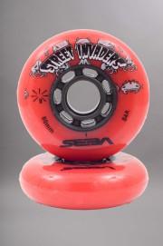 Seba-Street Invader Rouge-INTP