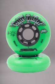 Seba-Street Invader Vert-INTP