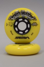Seba-Street Invader Yellow 84mm-84a-INTP