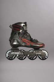 Rollers freeskate Seba-Trix Black/red 10th-2017CSV
