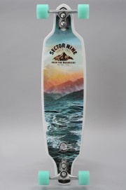 Sector 9-Fractal Mountains Sea-2017