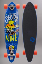 Sector 9-The Swift Blue-INTP