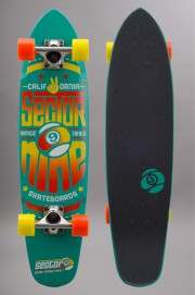 Sector 9-Wedge Teal-2016