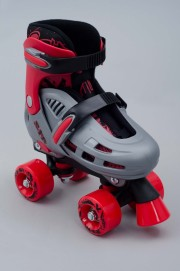 Rollers quad Sfr-Hurricane Red-2017