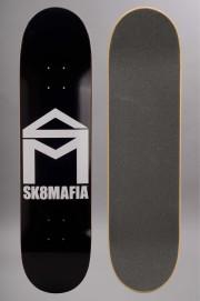 Plateau de skateboard Sk8mafia-House Logo Black 7.7-2016