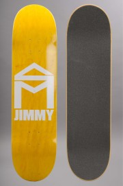 Plateau de skateboard Sk8mafia-Jimmy Cao House Yellow Stains-2017
