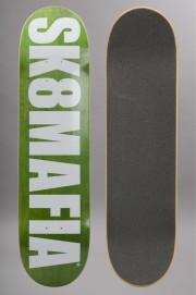 Plateau de skateboard Sk8mafia-Og Logo Assorted Stains-2017