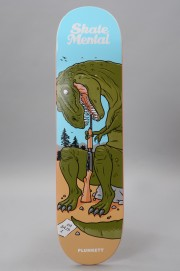 Plateau de skateboard Skate mental-Plunkett T-rex  2.0-2017