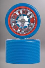 Skubs-Spinner Blue/red X8 63mm/88a-INTP