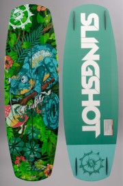 Planche de wakeboard homme Slingshot-Reflex-SS16