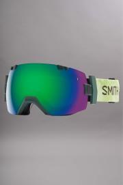 Masque hiver homme Smith-I/ox Vagabond Green Ecran Supplementaire Inclus-FW15/16