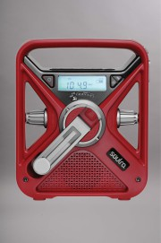 Soulra-Radio Multi Fonction Red-INTP