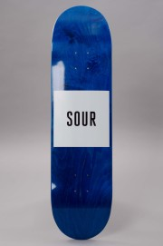 Plateau de skateboard Sour-Army Blue-2017