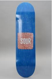 Plateau de skateboard Sour-Foil Blue 8.25-2018