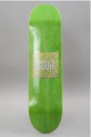Plateau de skateboard Sour-Foil Green 8-2018
