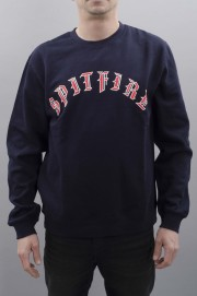 Sweat-shirt homme Spitfire-Old E-SPRING17