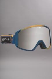 Masque hiver homme Spy-Raider Aurora Dark Blue Hpy Silv Mir + Lucid Blue-2017CSV