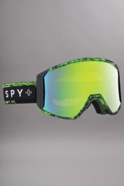 Masque hiver homme Spy-Raider Masked Green Bronze Green Spect + Yellow-2017CSV