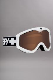 Masque hiver homme Spy-T3 White Bronze-2017CSV