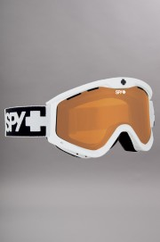 Masque hiver homme Spy-T3 White Persimmon-2017CSV