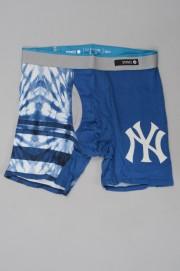 Sous-vêtement homme Stance-Mlb Uw Tie Dye Yankees-FW17/18
