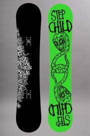 Planche de snowboard homme Stepchild-Dirtbag-FW15/16