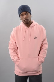 Sweat-shirt à capuche homme Stussy-Basic Hood-FW17/18