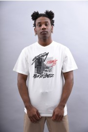 Tee-shirt manches courtes homme Stussy-Pon Di Endz Pig Tee-SPRING18