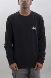 Sweat-shirt homme Stussy-Stüssy Basic Logo-FW16/17
