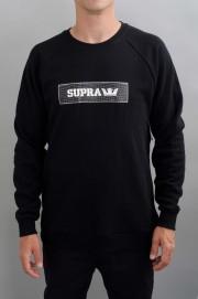Sweat-shirt homme Supra-Logo Crew-FW16/17