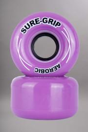 Suregrip-Aerobic Purple 62mm/85a Vendu A L Unite-INTP