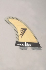 Surf hardware-Fcs 2 Fw Pc Carbon - Tri Fins - 3 Derives-SS14