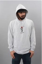 Sweat-shirt à capuche homme Tealer-In Peace We Trust-FW17/18
