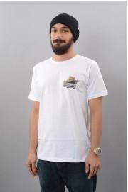 Tee-shirt manches courtes homme Tealer-Nolik Police Burning-FW17/18