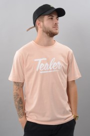 Tee-shirt manches courtes homme Tealer-Signature-FW17/18